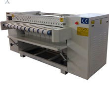 Flatwork ironer price for ironing bed sheets (LPG heating)