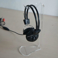 Acrylic Headset Display Stand Acrylic Sports
