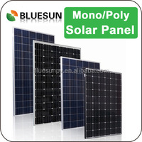 High efficiency good price pv solar flat roof module Mono and Poly 5W 20w 30w 40w 50w 100w 150w 200w 250w 300w 320w solar panel