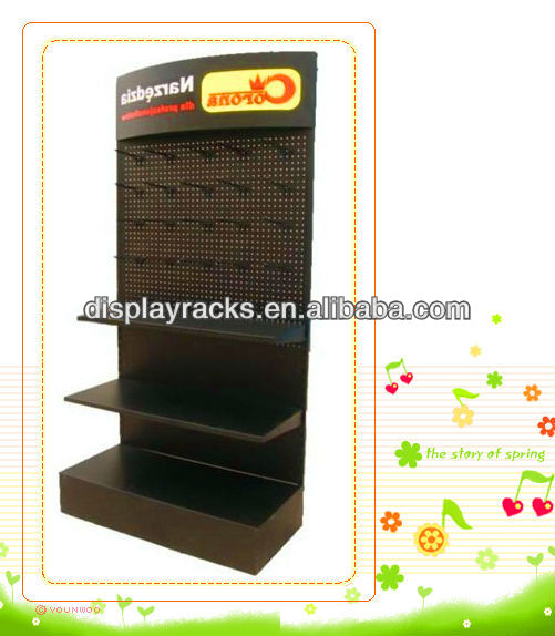 metal hanging display stand/kiosk/cabinet/shelf/rack