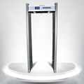 High sensitive walkthrough metal detector security doorinternational safety standard
