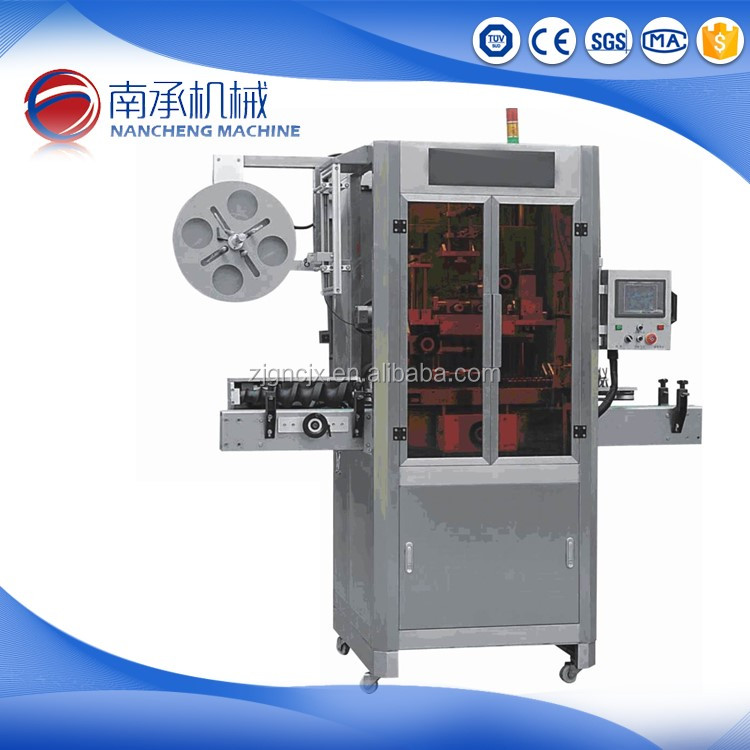 Automatic Water Bottle Shrink Wrapper and Wrapping Machine