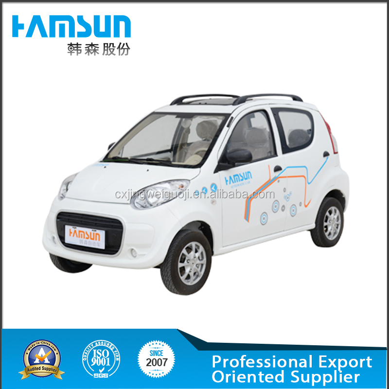 2016 hot sale 5 passengers electric car