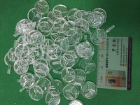 Mass Production Transparent Rapid Prototyping