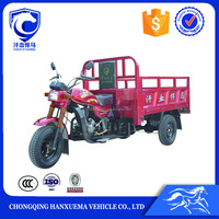 Chongqing Open Cargo Box Heavy Load Three Wheel Motorcycle for sale