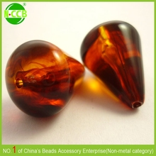 Excellent factory price wholesale charming loose baltic amber beads