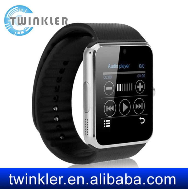 mobile watch phone price list / For samsung wrist watch phone / big screen watch phone
