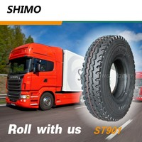 SHIMO ST901 new inflatable radial tyre prices 12.00R24