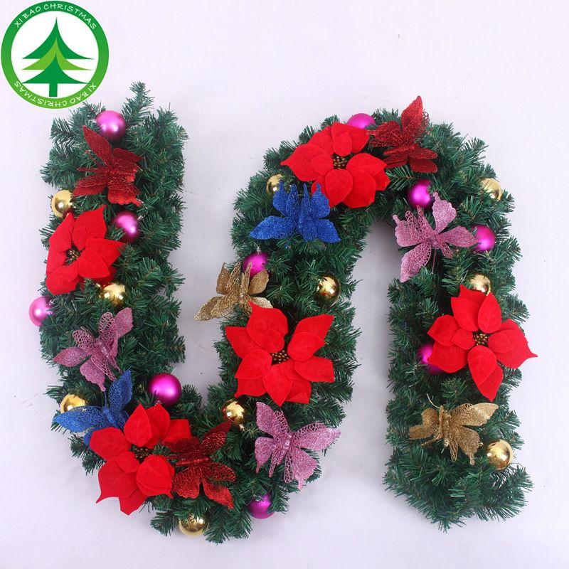 Wholesale artificial outdoor christmas wreaths - Online Buy Best ...