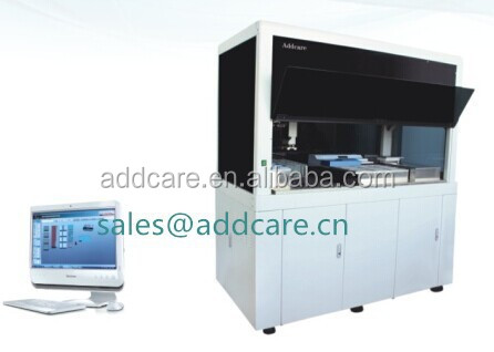 medical labs automatic combined elisa equipment CE FDA
