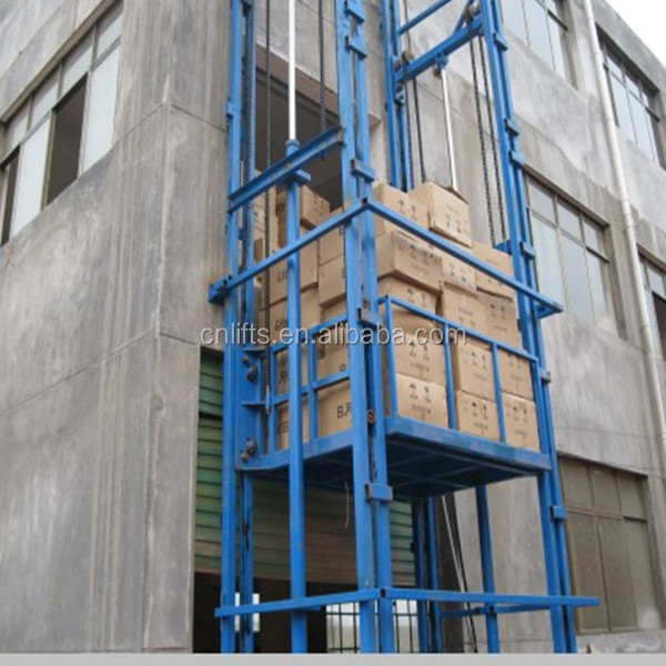 warehouse cargo elevator electric freight elevator sale warehouse goods lifts