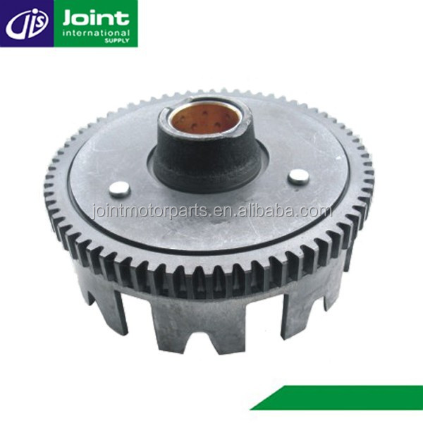 For Yamaha JY110 / CRYPTON Motor Clutch Parts Motorcycle Clutch Outer Comp