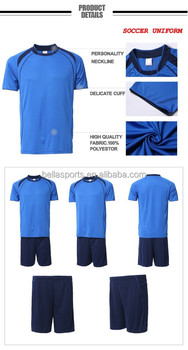 New Style Uniforms Training Soccer Jerseys for Kids