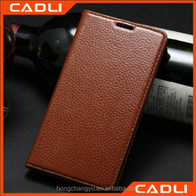 Simple Type Leather Pouch cell phone Case for Huawei Honor 3C