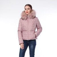 Factory Directly Provide Casual Lady Coat