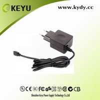 tablet pc carregador universal 5v 1.5a interchangeable plug wall mounted power adapter with usb output and UL FCC CB CE