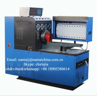 12PSDW diesel fuel injection pump test bench