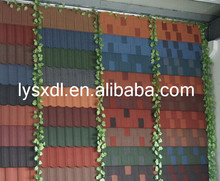 high quality colour stone coated steel roofing tile for sound barrier walls sancidalo roof tile asphalt shingles