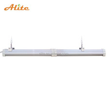 Full PC seamless connection LED Tri- proof IP65 Linear Light fixture for supermarket
