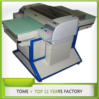 Flatbed Printer UV low cost A2 small size UV flatbed printer for phone case