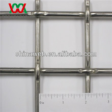 lock crimp stainless steel wire screen