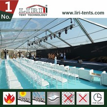 transparent large wedding marquee tent canopy for outdoor garden party