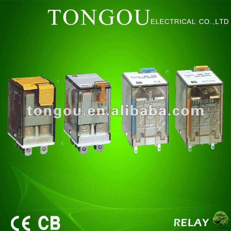 Finder series relay 58.02\56.02\55.02\55.04 professional manufacturer