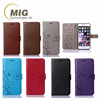 For lg g3 Flower pattern wallet leather case phone case For LG F60