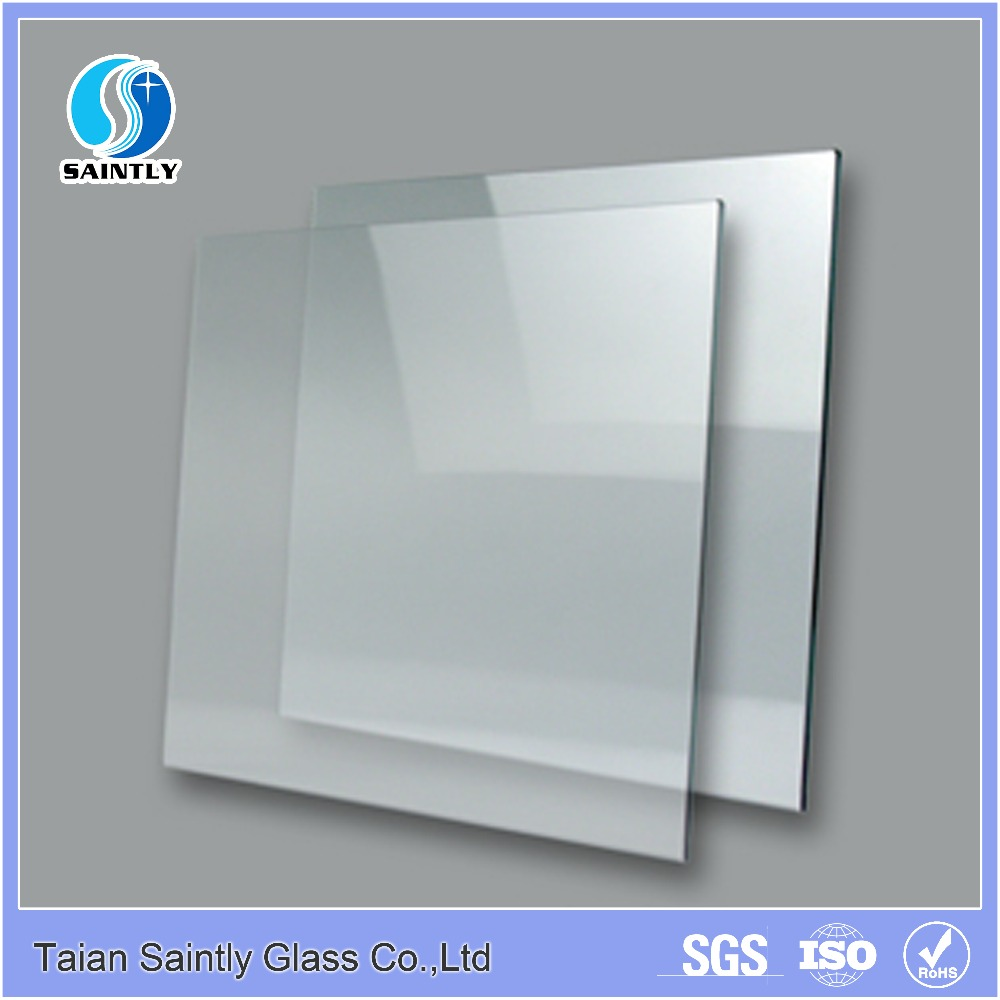 2-10mm tempered glass with polished edges