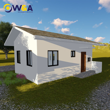 (WAS1004-36D)China Precast House/Modular Homes/Prefabricated Houses for Dwelling