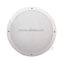outdoor Ceiling lighting IP65 waterproof 18w 24w led bulkheads with motion sensor