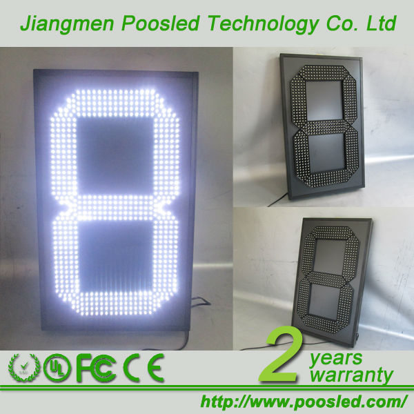 led timer countdown signage \ mini led countdown timer \ outdoor digital led countdown timer