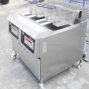 Intricately Design Commercial commercial induction deep fryer