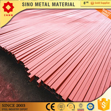 profile ms new style steel rectangular tubes big sized seamless square tube
