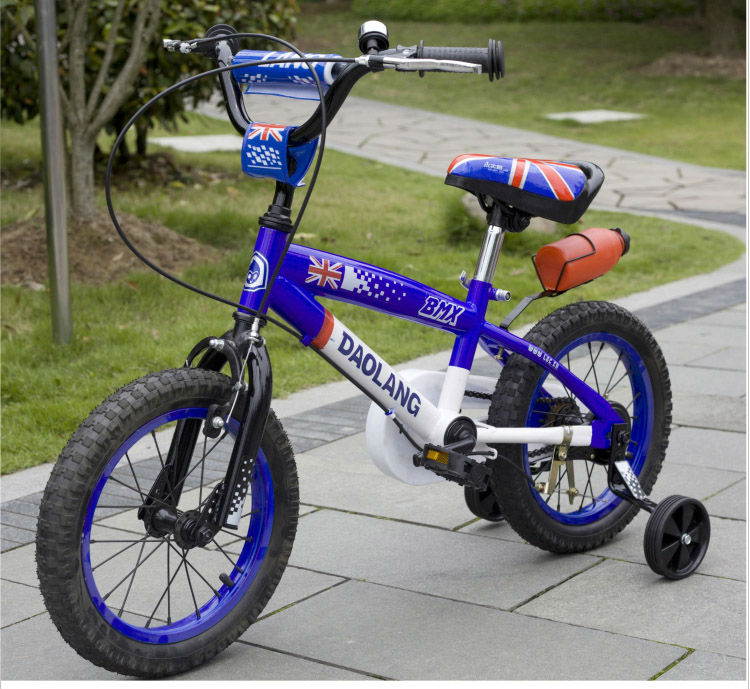 "12-""16""new design BMX mini kids mountaion bike with high quality plastic basket for boys"