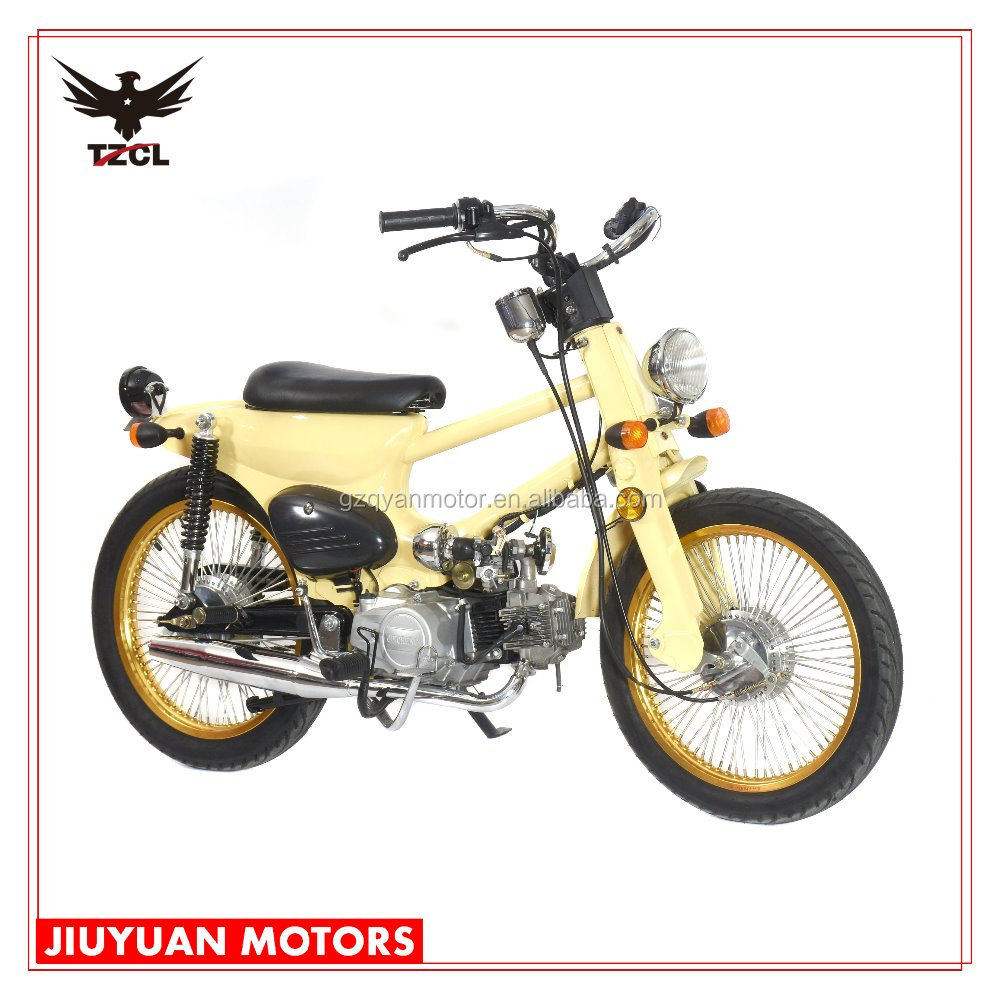 110cc gas air-cooled speed motor pocket bike