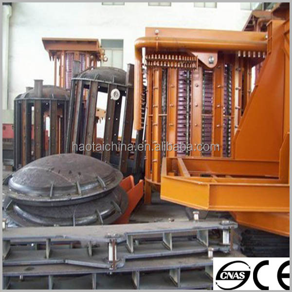 Aluminum smelting machine from the factory price