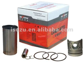 Liner Kit cylinder liner kit engine cylinder liner kit 4JA1 auto parts JMC Qingling light truck