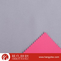 high quality 100% polyester weft knitted birdeye fabric for sportswear