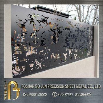 Panneau Decoratif Metal Exterieur