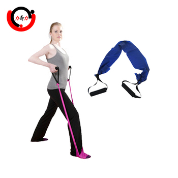 OEM rubber resistance exercise bands