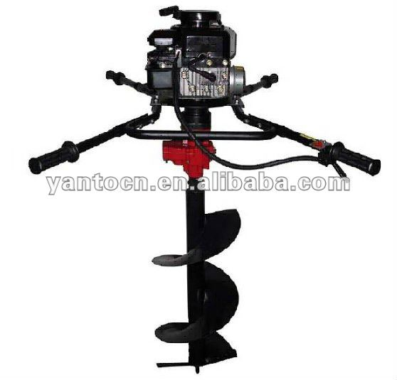 Powerful 4 stroke Gasoline earth auger