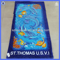 florida beach towels/custom beach towels/luxury beach towels