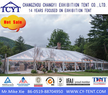 Outdoor Transparent Marquee Event Wedding Exhibition Party Tent