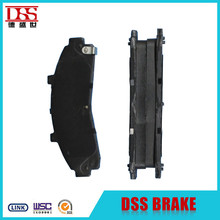 High quality brake pads good price D652 with anti-noise shim