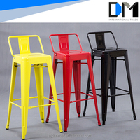 red french style metal chair frames , outdoor metal spring chair furniture