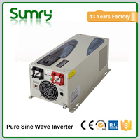 DC to AC off grid pure sine wave solar panel inverter price,1kw to 12kw inverter with battery charger