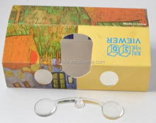 NEW! paper 3d stereo viewer, China price cheap 3d glasses