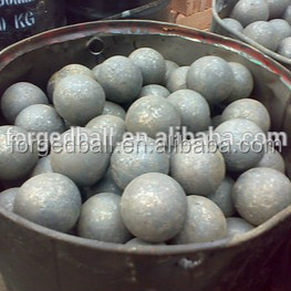 Grinding media forged steel balls for sag mill are the best selling products
