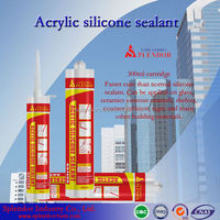 acetic silicone sealant reagents / acrylic silicone sealant supplier/ acid silicone sealant